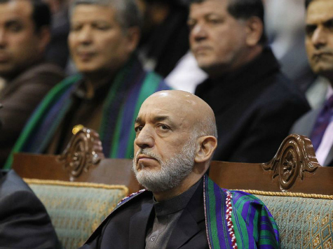 Karzai Blames Taliban Attack That Killed 3 Americans on 'Foreign Spies'