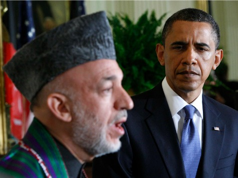 Gates: Obama Admin Tried to Sink Afghan President Karzai's Re-Election