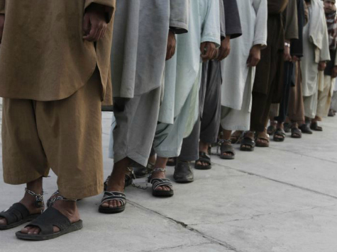 Afghanistan to Release 88 Bagram Prisoners Deemed 'Security Threat'