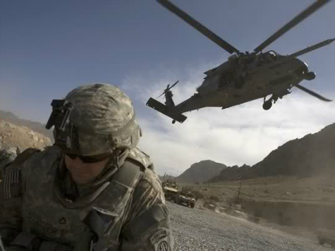 Last U.S. Marines, British Combat Forces End Afghan Operations