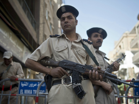 Officials: Gunmen Kill at Least 15 Egypt Troops