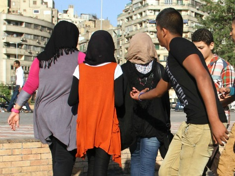 Egypt Refers 13 to Trial over Tahrir Sex Attacks