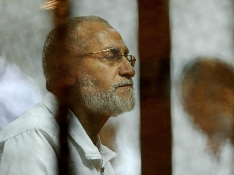 Egyptian Court Upholds Death Sentence for Muslim Brotherhood Leader Mohamed Badie