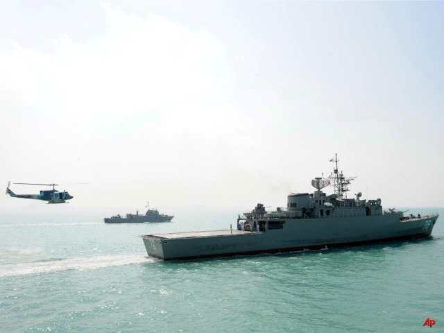 Iran Sends Warships Close to US Borders