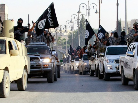 Part One: As US Talks About Developing an Int'l Coalition; ISIS Deploys One To Battlefield