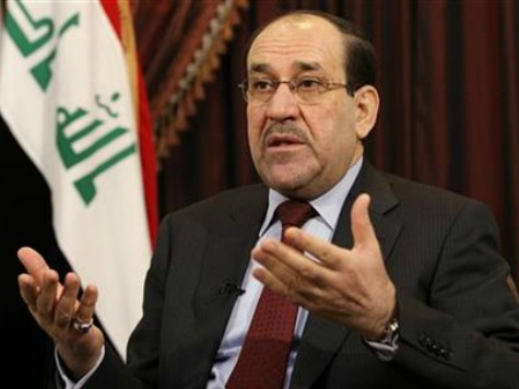 Maliki Places Son In Charge of Iraqi Army