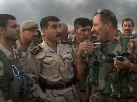 Iraqi Fires Army Commanders En Masse as Government Fends off ISIS in Baqubah