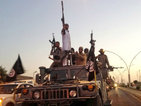 HuffPo Authors: Climate Change to Blame for Rise of ISIS