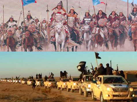 How ISIS is Winning in Iraq: The Mongols and Seige of Baghdad 2.0