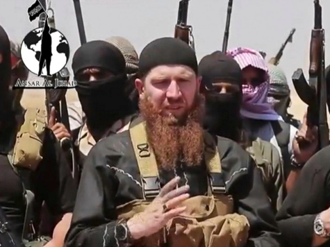 Report: Chechen ISIS Leader Deployed to Kobani Where Group Has Suffered Heavy Fatalities