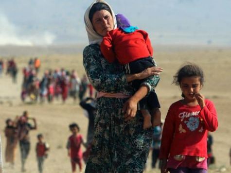 Israeli Aid Agency Delivers Emergency Relief to ISIS refugee Iraqi Kurds
