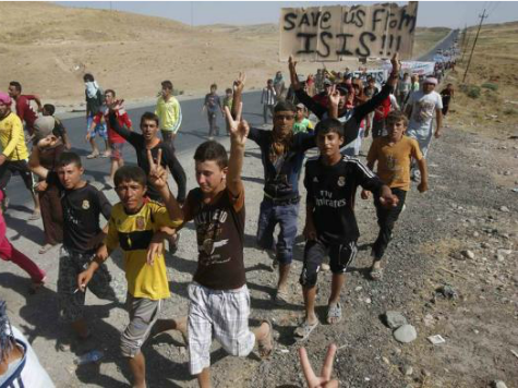 UN, Relief Workers Contradict Obama: Yazidi Crisis Far from Over