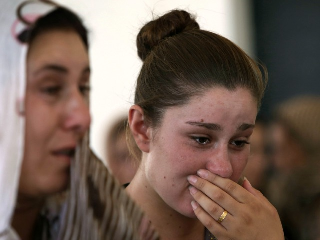 CNN: Yazidi Women Sold, Raped, Enslaved by ISIS