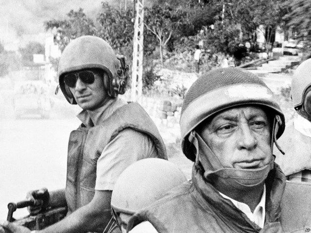 Ted Cruz on Ariel Sharon: Israel Lost 'Great Warrior'