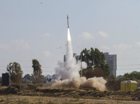 The Iron Dome: Israel's Life-Saver