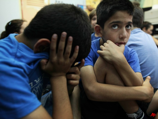 Israeli Teachers Use 'Color Red Song' to Calm Children During Hamas Attacks
