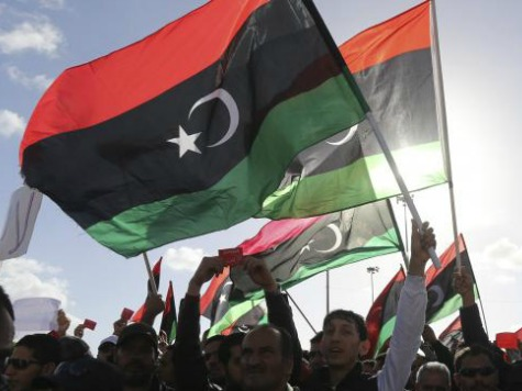 Libyan Interim Government Submits Resignation