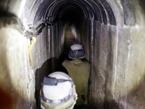 Israel Uncovers 'Advanced' Hamas Tunnel