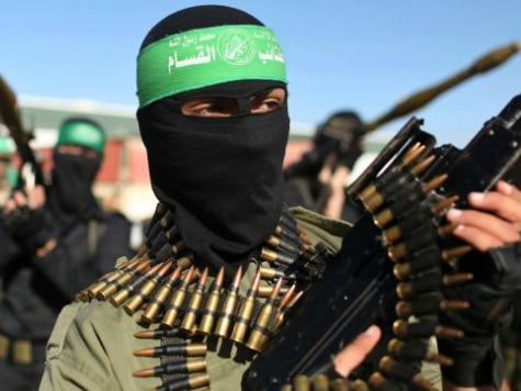 Palestinian Official: Hamas Not Like Islamic State Because Israel Makes Us Do Bad Things