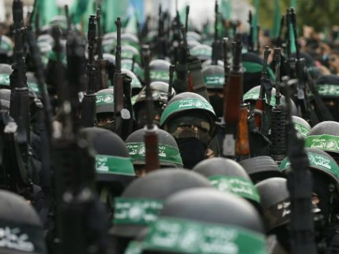 Hamas Military Parade Features Child Soldiers, Praise for Iran's 'Weapons' Support