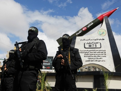 Hamas Promises Israel 'Suicide Attacks on Every Bus, Café and Street' in New Video
