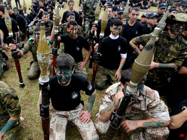 Hamas Trains 13,000 Teens to Emulate 'Suicide Martyrs'