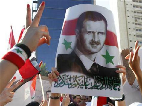 Virginia State Senator Writes Letter of Thanks to 'Heroic' Syrian President Assad
