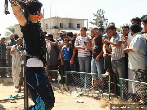 Islamic State Crucifies, Slaughters Civilians in East Syria