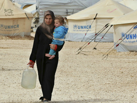 Syrian Refugees Top 3 Million; Half of All Syrians Displaced