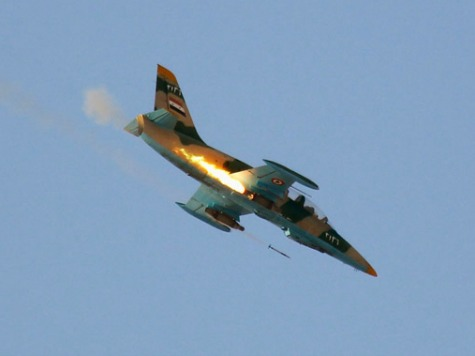 Turkey Claims to Have Shot Down Syrian Warplane