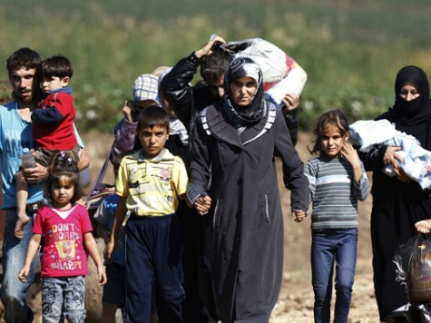 WFP Resumes Food Assistance to Syrian Refugees