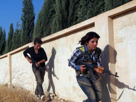 Syrian Kurds Issue Womens' Rights Decree in Defiance of ISIS