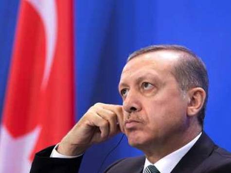 Turkish President Tayyip Erdogan Will Do Nothing to Stop the Islamic State