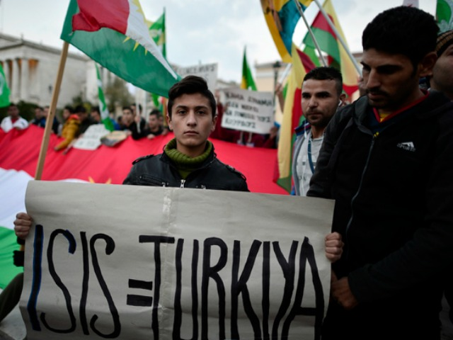 Former ISIS Member Claims Turkey Is Allied with the Jihadist Group