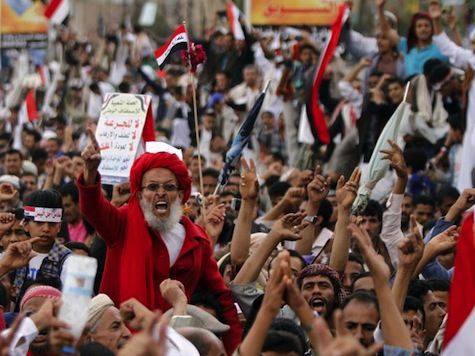 World View: Yemen Faces Both Shia Houthi Protesters and Sunni AQAP Jihadists