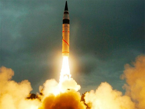 Russia Tests Intercontinental Ballistic Missile With US Knowledge