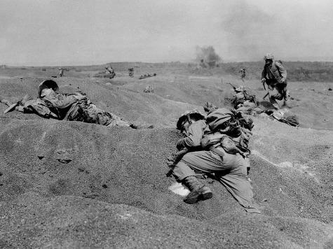 Iwo Jima: 'The Ghastly Price of Freedom'