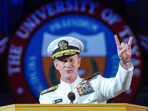 Commencement Address by Admiral William McRaven at UT Austin