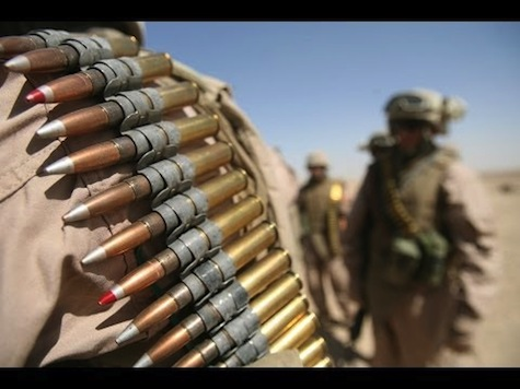 ISIS Using Ammo United States Government Sent To Iraqi Security Forces