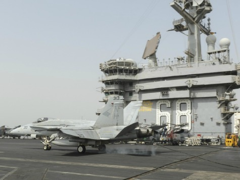 FBI Arrest Saudi-Born Navyman for Sharing Tips on Blowing Up Aircraft Carrier