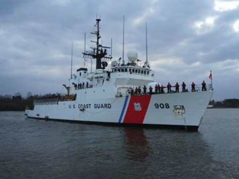 US Coast Guard Fires At Iranian Fishing Boat In Persian Gulf