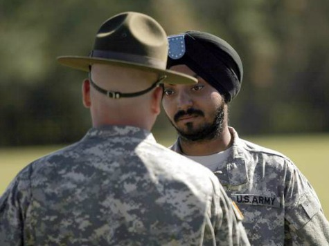 DOD Lets U.S. Soldiers Keep Religious Beards, Tattoos, Piercings
