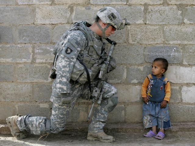 Scott Brown: Veterans 'Resent' Jeanne Shaheen for Calling American Troops 'Occupiers'