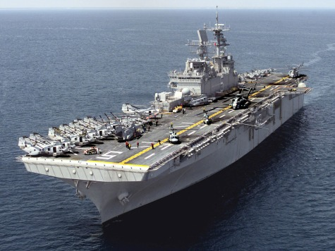 World View: USS Bataan with 1,000 marines to Join Six Other Warships in the Persian Gulf