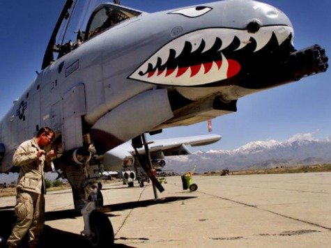 Pentagon To Deploy A-10 Fighter Jets Into Battle Against Islamic State