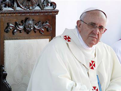 Pope Francis: 'Pagan' Christians 'in Name Only' are 'Enemies of the Cross'