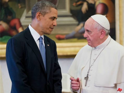 Pope Calls Out Super Rich