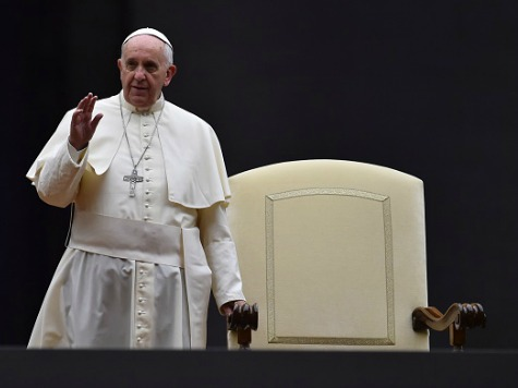 Pope Launches Ardent Appeal for Ebola Victims