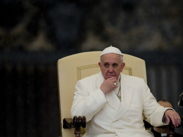 Pope Francis Urges Real Solutions for 'Unbearable' Situation in Middle East