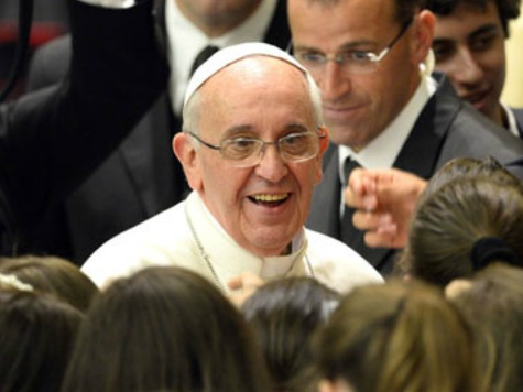 Pope Francis to Accountants: 'Go Beyond' Numbers to Find People